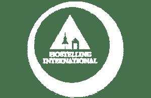 Hi White Logo